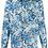 Thumbnail: Marni - camisa motivo flores pintadas azul
