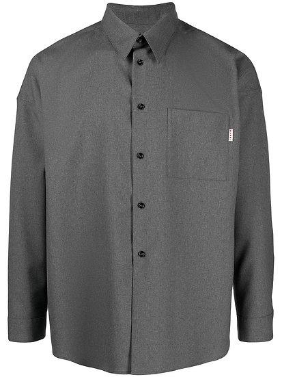 Marni - camisa estilo boxy