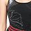 Thumbnail: Koché - vestido midi con pliegues
