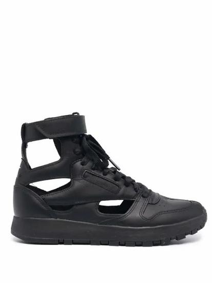 Maison Margiela x Reebok - sneakers altas puntera Tabi