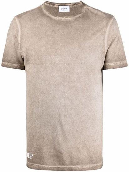 DONDUP - round neck t-shirt