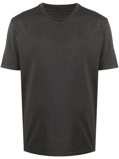 Four-stitch detail T-shirt