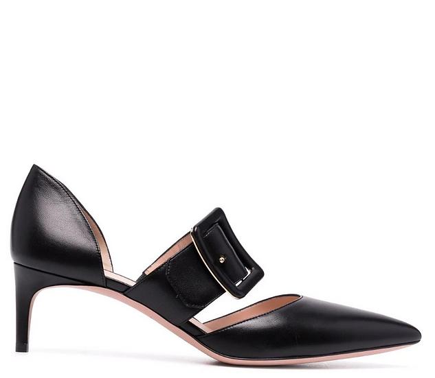 Bally - zapatos Jessye con hebillas y tacón de 55mm