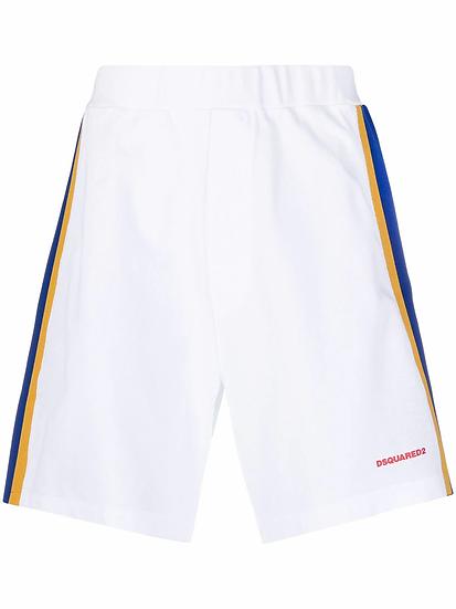 Dsquared2 - pantalón chándal corto