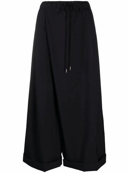 Marni - pantalón capri ancho