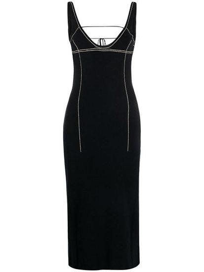 La robe Vence slim fit dress