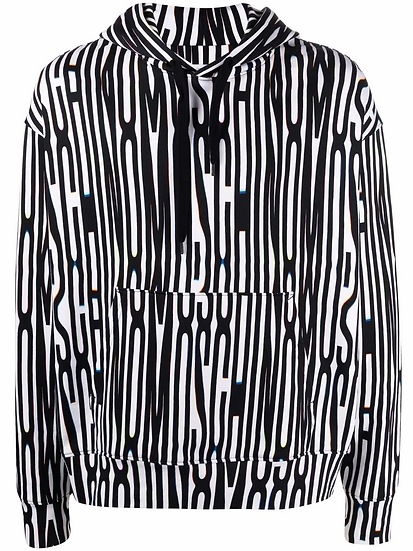 Moschino - logo print sweatshirt