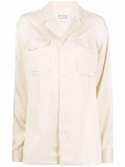 Maison Margiela - long sleeve shirt