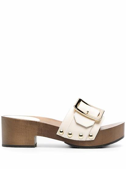 Ellin slip-on sandals