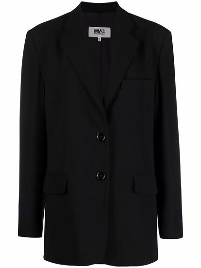 MM6 Maison Margiela - chaqueta traje botones