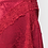 Thumbnail: Koché - falda asimétrica estampado piel de serpiente
