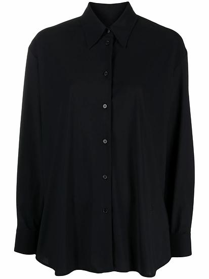 MM6 Maison Margiela - camisa cuello clásico