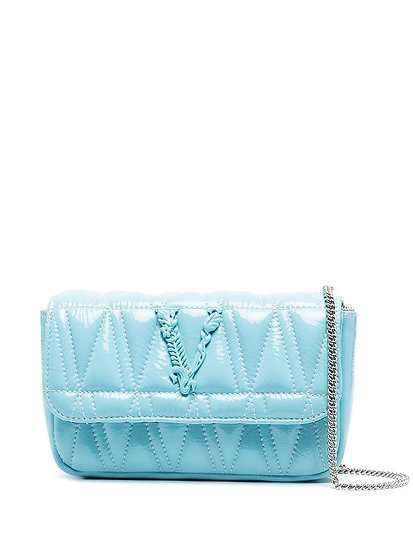 Versace - bolso mini acolchado