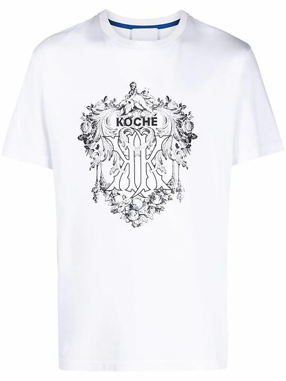 Koché - t-shirt logo