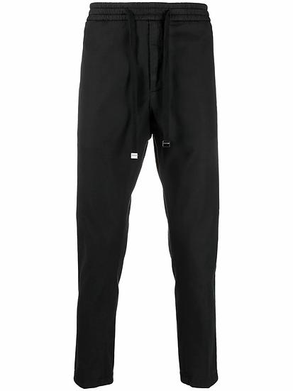 DONDUP - pantalón capri de corte recto