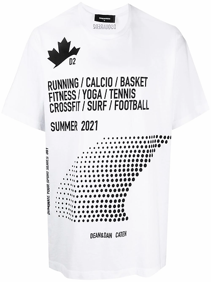 Dsquared2 - t-shirt Dominate Sport