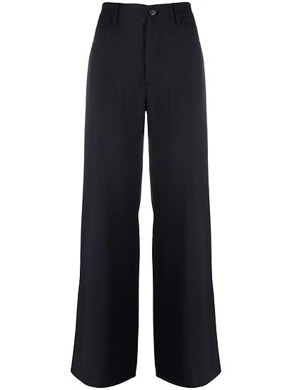 Marni - wide high waist trousers