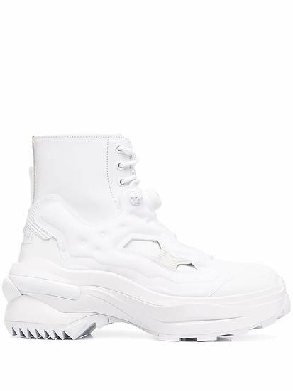 Maison Margiela x Reebok Chunky Sole Boots In White