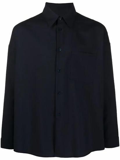 Marni - camisa cuello italiano