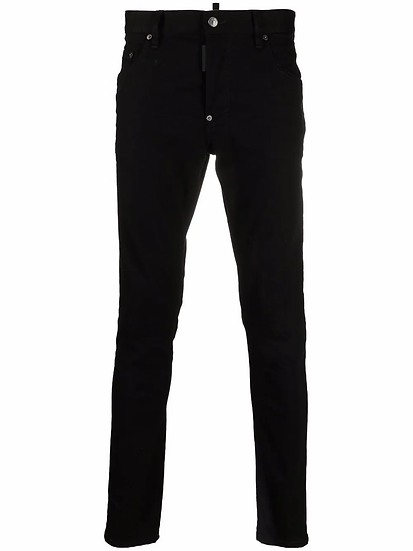Dsquared2 - mid-rise skinny jeans