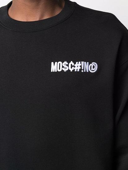 Moschino - sudadera logo