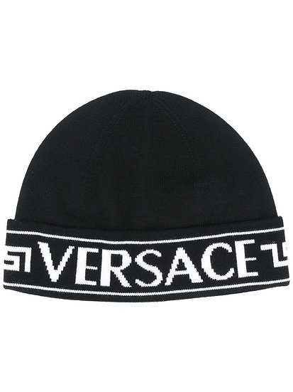 Versace - gorro logo