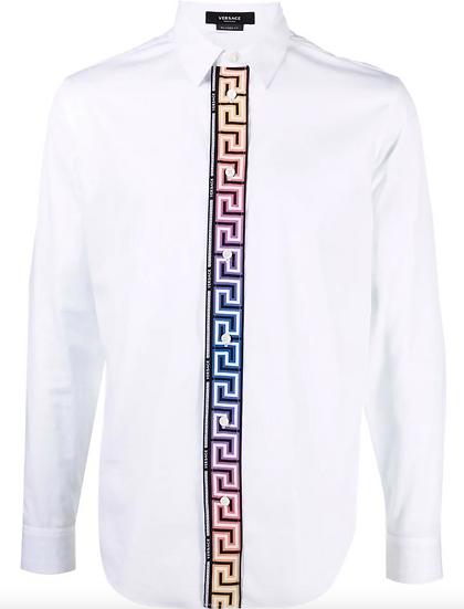 Versace - camisa Greca Accent