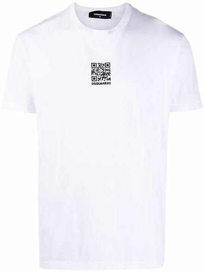 Dsquared2 - t-shirt código QR
