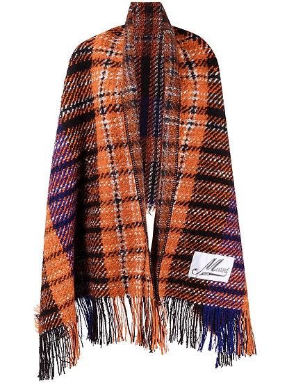 Marni - plaid shawl