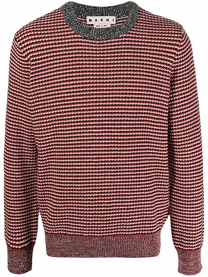 Marni - striped jumper