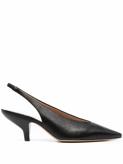 Maison Margiela - zapatos tacón medio