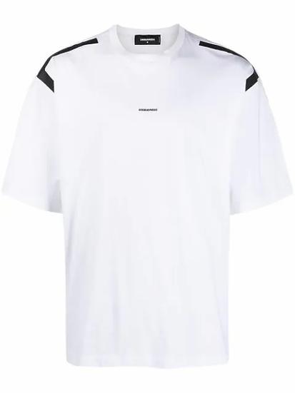 Dsquared2 - t-shirt logo estampado