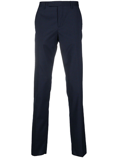 Paul Smith - checked trousers