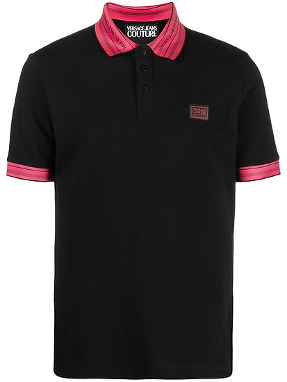 Versace Jeans  Couture - polo logo