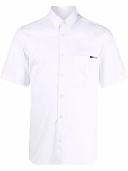 Les Hommes - camisa manga corta