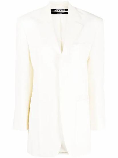 Jacquemus - blazer con botones