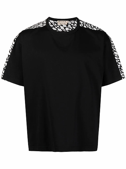 Marni - t-shirt estampada