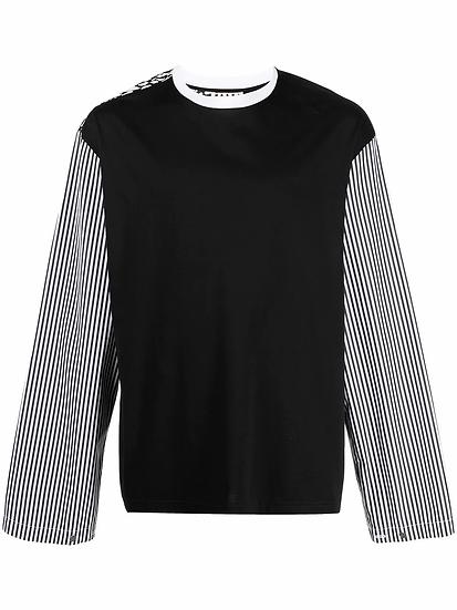 Marni - contrast sweatshirt