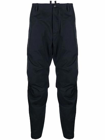 Dsquared2 - pantalón capri detalle plegado