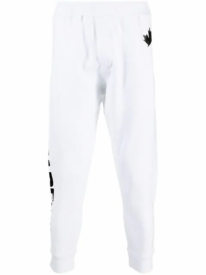 Dsquared2 - pantalón chándal logo