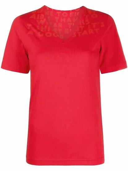 MM6 Maison Margiela - t-shirt AIDs