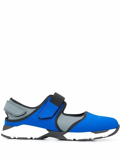 Marni - sneakers diseño colour block