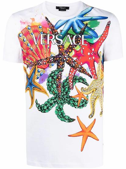 Versace - t-shirt Trésor de la Mer