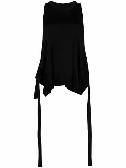 MM6 Maison Margiela - top cintura lazada