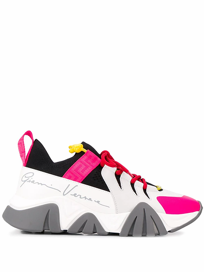 Versace - sneakers Squalo