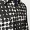 Thumbnail: Maison Margiela - camisa círculos estampados