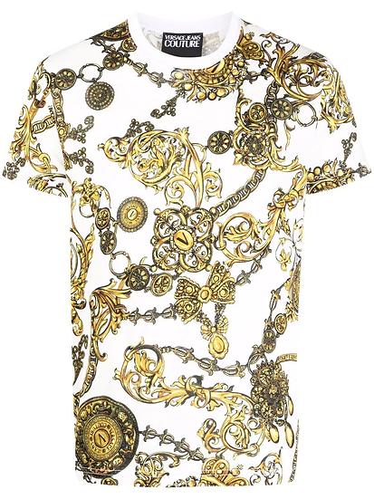Versace Jeans Couture - t-shirt estampada