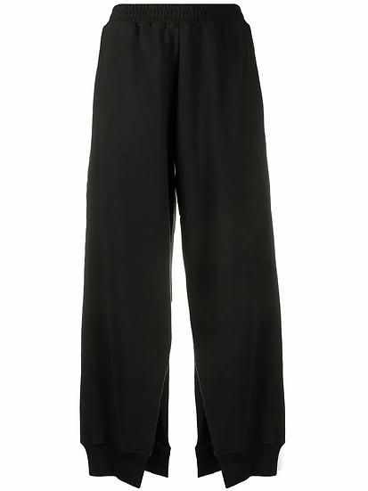 MM6 Maison Margiela - pantalón ancho abertura