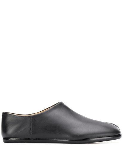 Maison Margiela - zapatos puntera Tabi