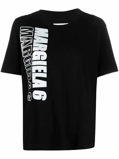 MM6 Maison Margiela - t-shirt logo